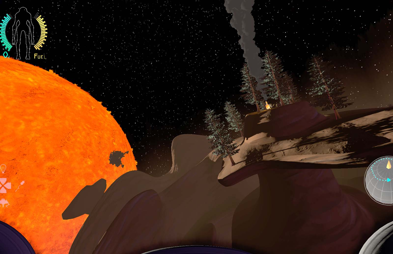 Outer Wilds: Another Brief Update on Fig