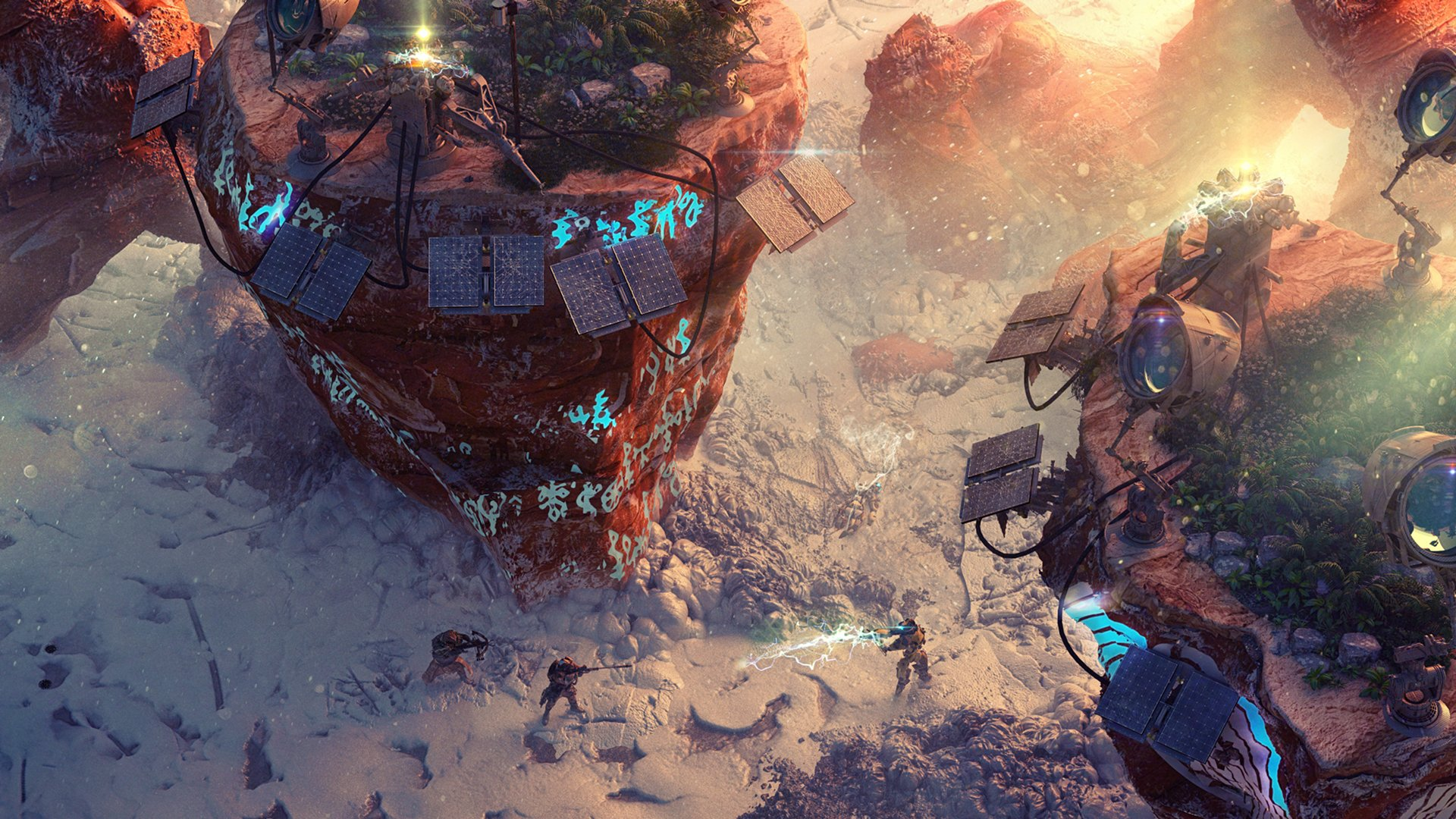 Wasteland 3: In Development on Fig