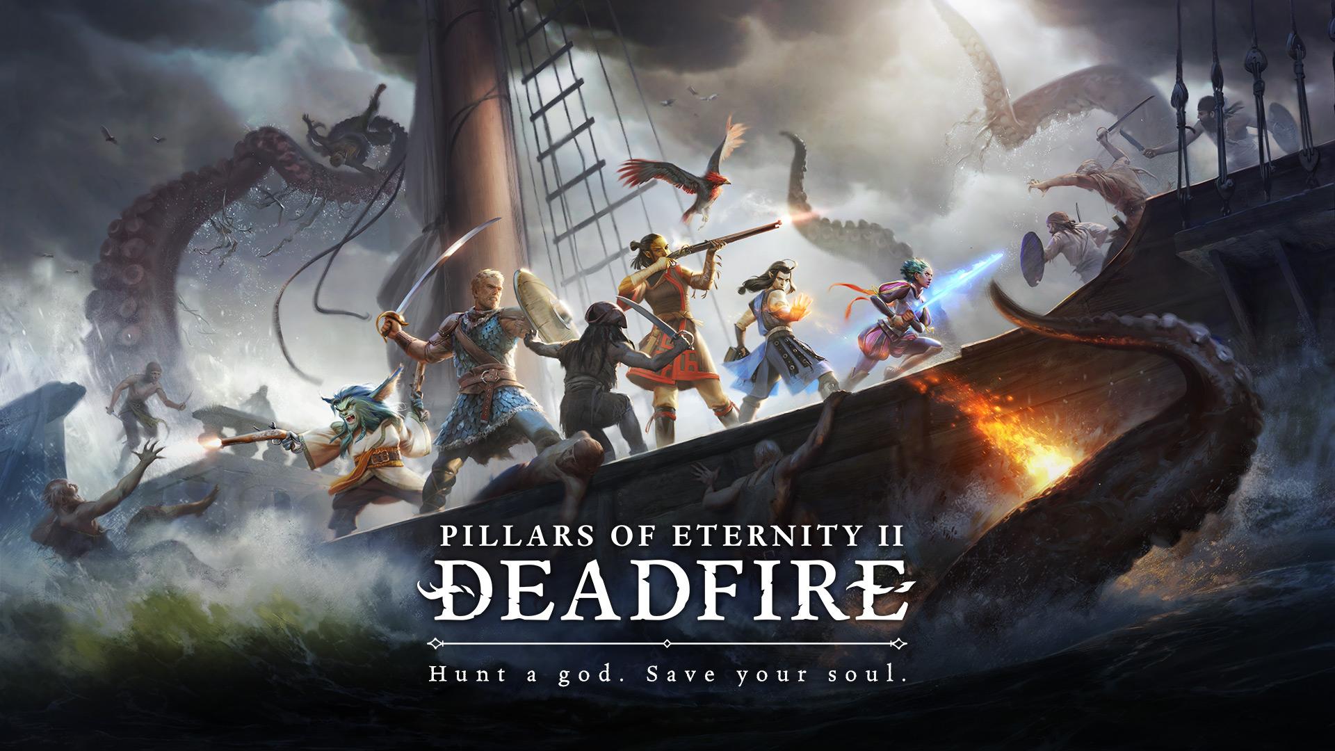 Image result for Pillars of Eternity II: Deadfire