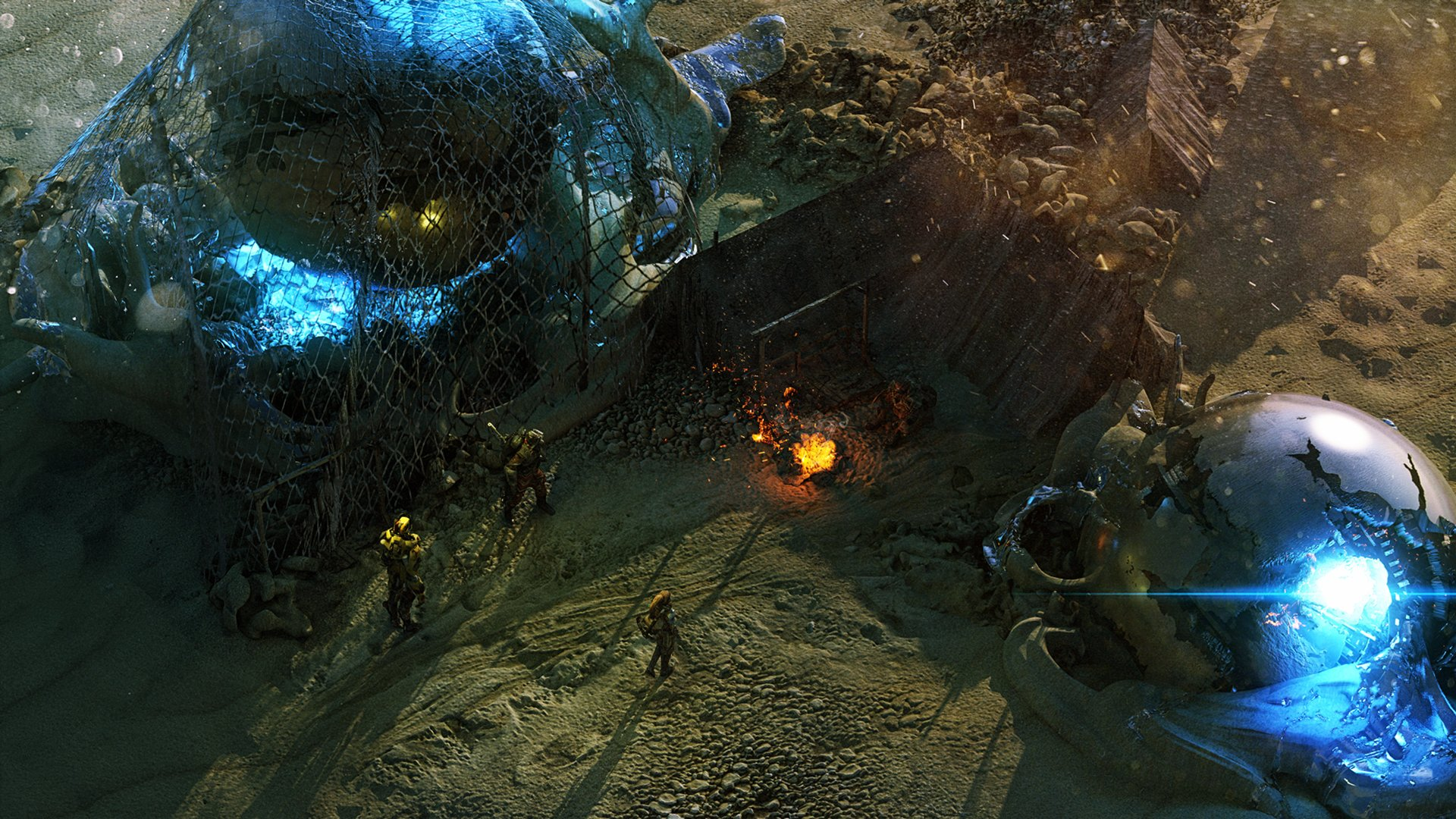 Wasteland 3 In Development On Fig