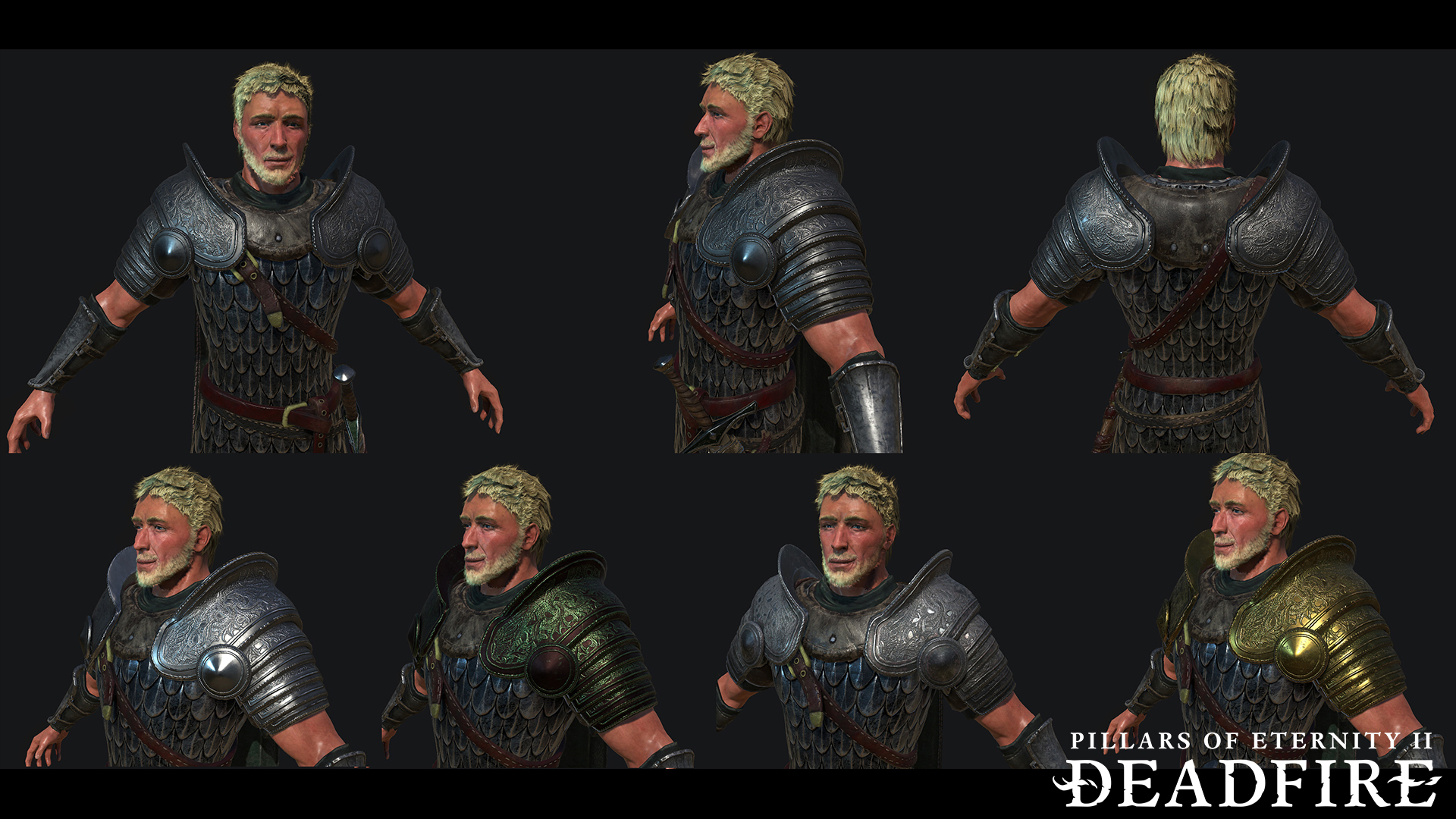 Pillars of Eternity II: Deadfire: Update #59 - The Forgotten
